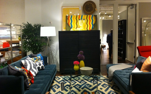 AphroChic: Inside Our Room & Board New York Book Party