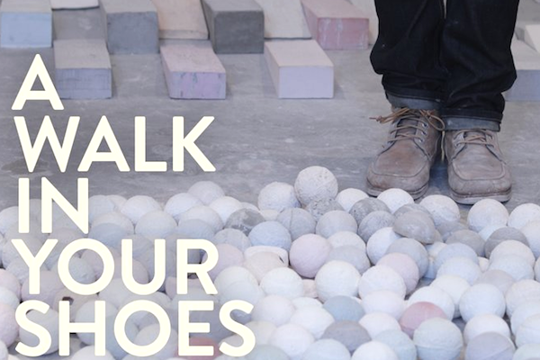 AphroChic: A Walk In Your Shoes With Sculptor Salvatore Pirrone