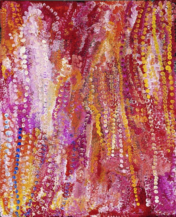 AphroChic: The Inspiring Work of Emily Kame Kngwarreye