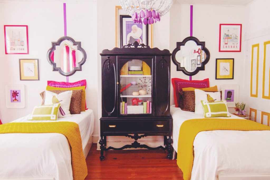 AphroChic: Interior Designer Saudah Saleem designs the perfect tween bedroom