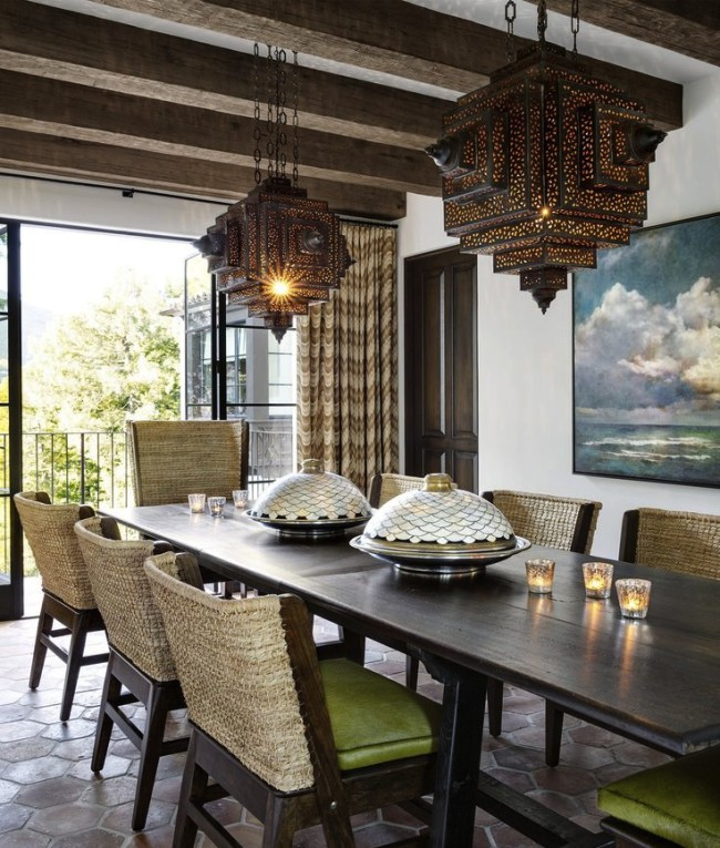A Bay Area Home With Spanish Style - AphroChic