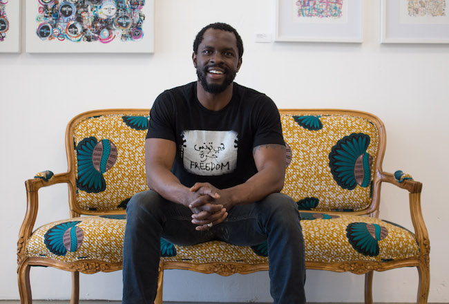 Gbenga Akinnagbe Launches Enitan At Okay Space